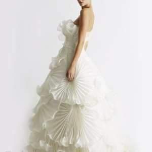 Marchesa Wedding Gown, Spring 2011 Bridal