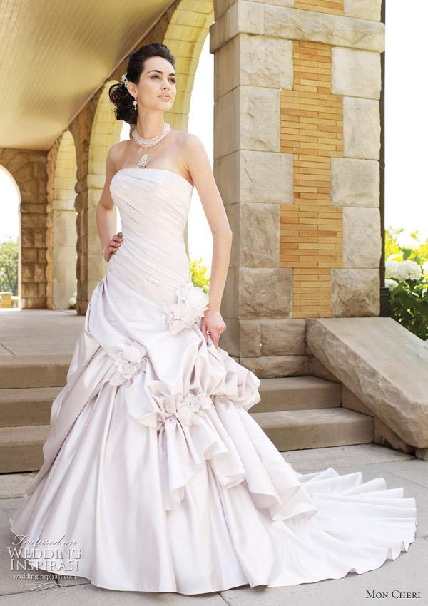Mon Cheri Bridals Spring 2011 Collection | Wedding Inspirasi