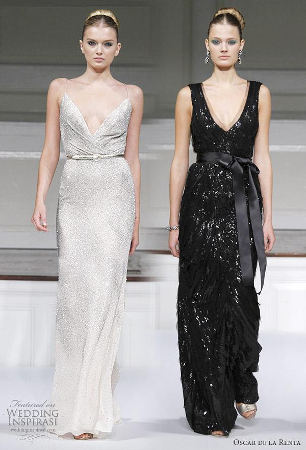 Dresses from Oscar de la Renta 2011 Spring/Summer ready-to-wear collection