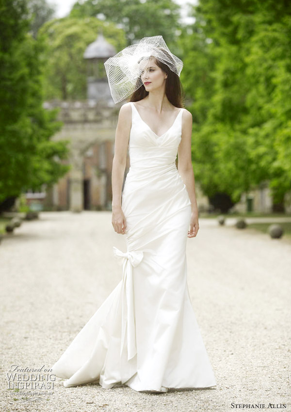 Stephanie Allin Wedding Dresses 2011 | Wedding Inspirasi