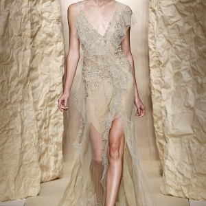 November 2010 wedding inspirasi for Donna karan wedding dresses