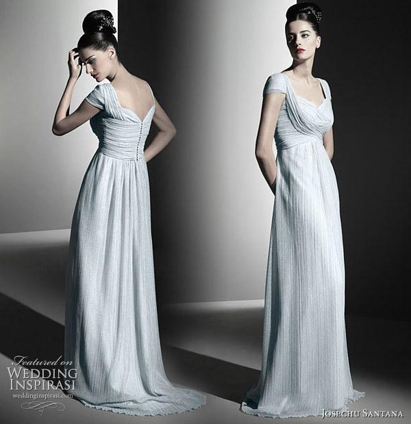 Josechu Santana Wedding Gowns Wedding Inspirasi