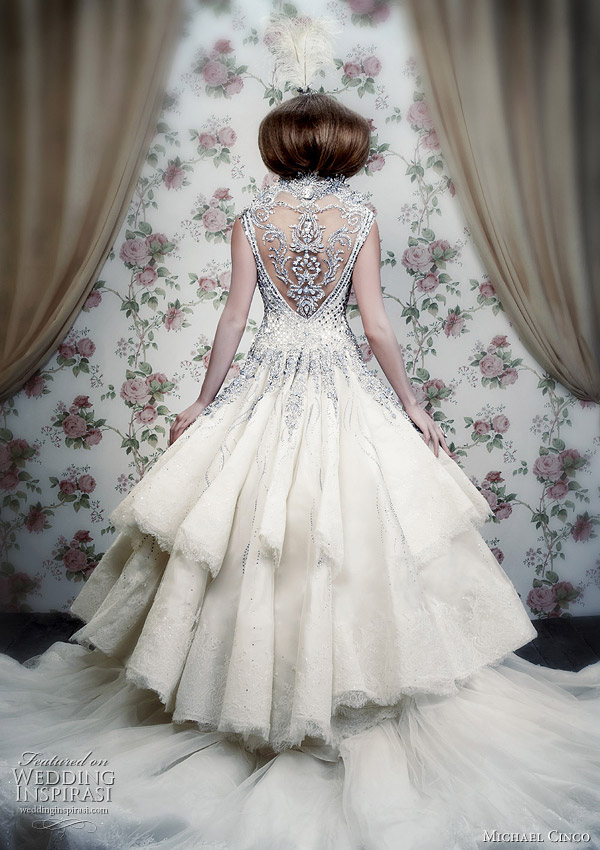 Michael Cinco Wedding Gowns 2010 Wedding Inspirasi