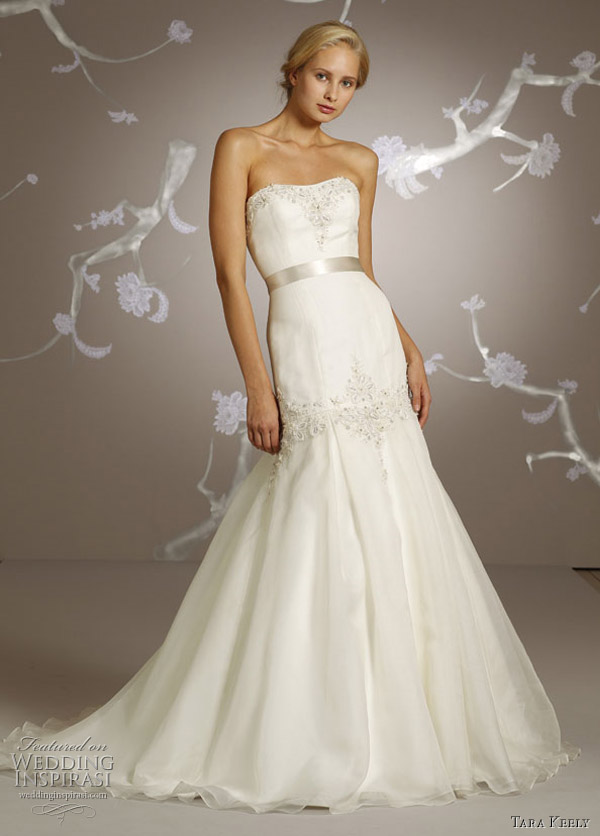 wedding dresses 2011 summer. Tara Keely wedding dress 2011