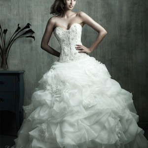 Grecian Wedding Gown 37 Cool Allure bridals couture wedding