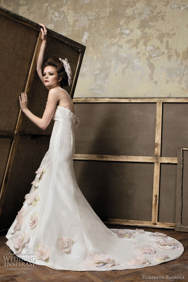 2011 wedding dresses by Elizabeth Barboza Pronuptia