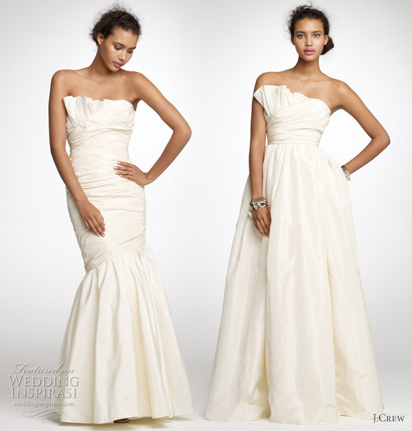 J.Crew Wedding Dresses Spring 2011 | Wedding Inspirasi