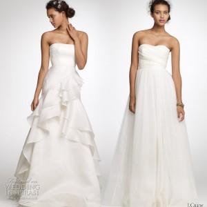 J.Crew Spring 2011 wedding gowns - Cascade wedding dress