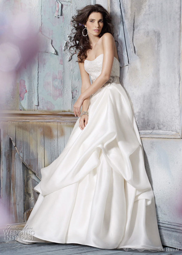 Wedding Dress Jim Hjelm