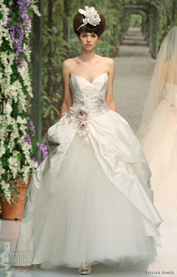 Atelier Aimee 2011 wedding gowns