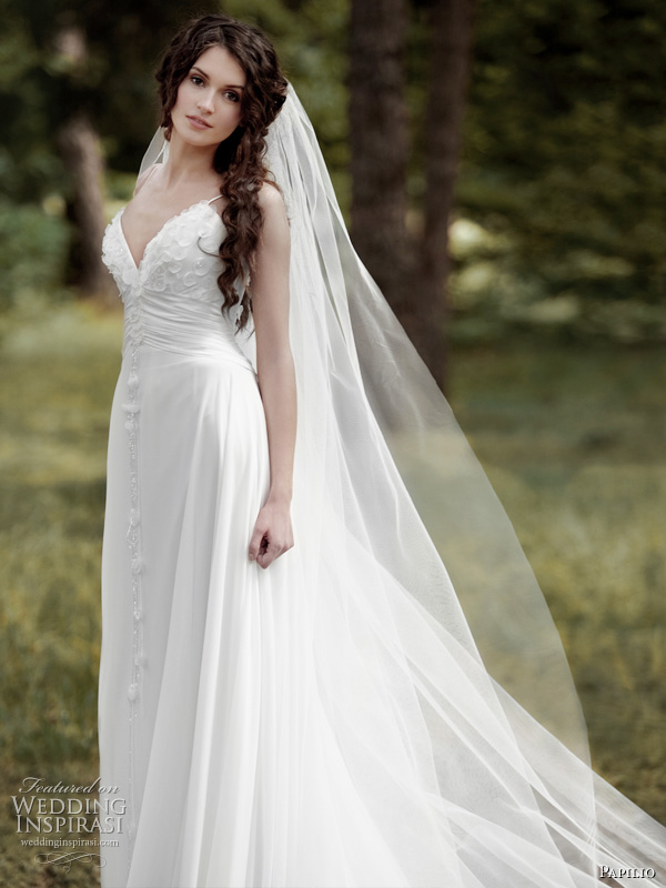 2011 Papilio wedding dress - Dewdrops wedding gown from the Forest Dreams bridal collection
