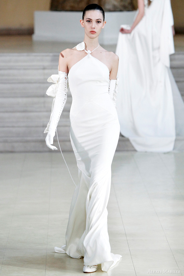 Alexis Mabille Spring 2011 Couture Collection Wedding