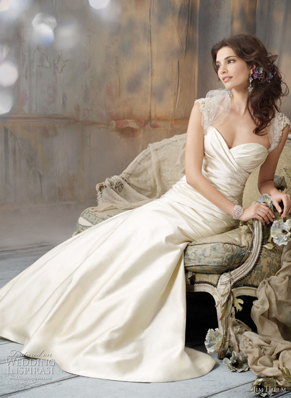 Shrugs For Wedding Dresses