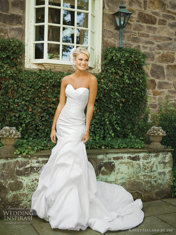 Wedding Dresses Prices Ireland : Spring wedding dresses from kathy ireland by be