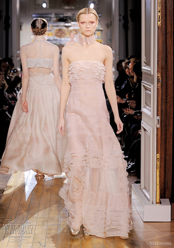 Spring Summer 2017 Valentino Couture Collection