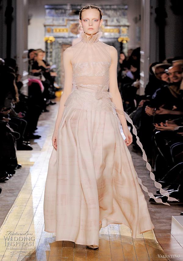 eae1788bd8c Valentino Spring/Summer 2011 Couture | Wedding Inspirasi