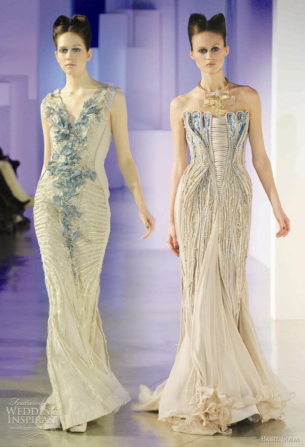 Basil Soda Couture Spring 2011 runway