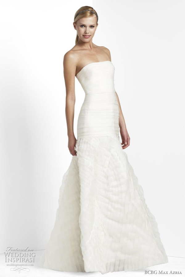 BCBG Max Azria Wedding Dresses 2011 | Wedding Inspirasi