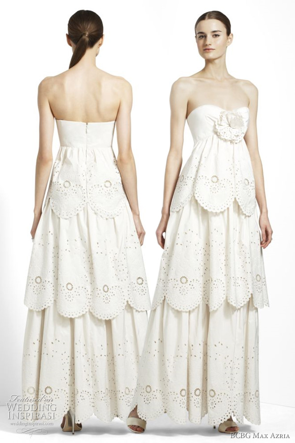 bcbg wedding dresses