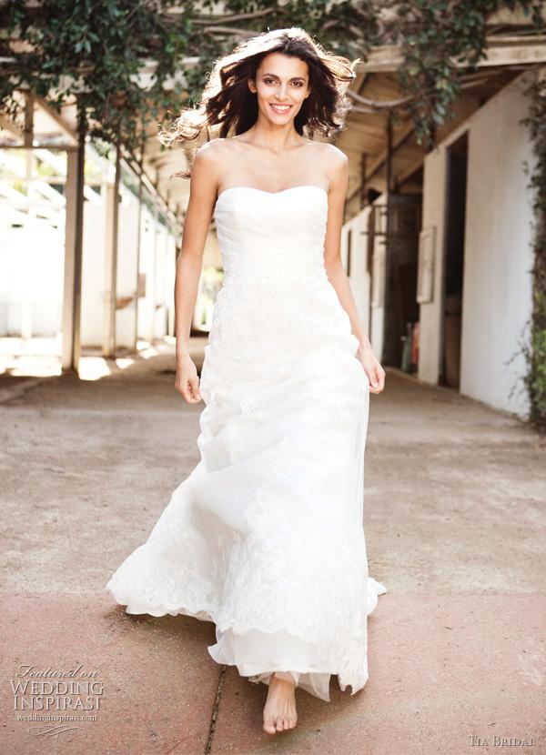 Benjamin Roberts Tia Bridal 5153 wedding dresses