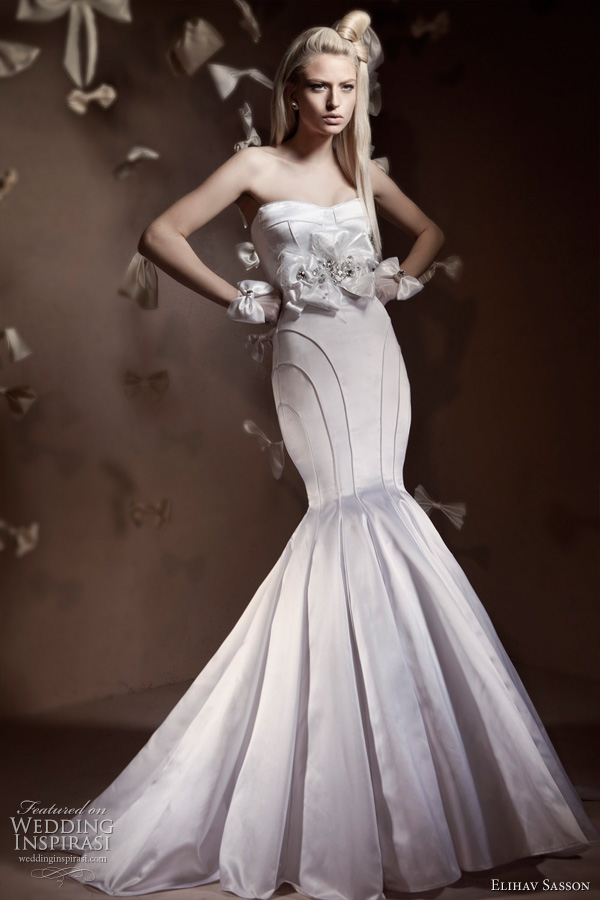 Elihav Sasson 2011 Bridal Collection  Wedding Inspirasi