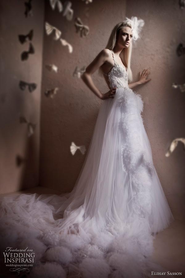Elihav Sasson 2011 wedding dresses