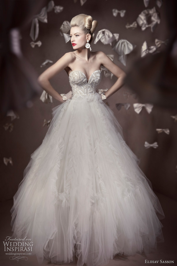 Short Tutu Wedding Dress