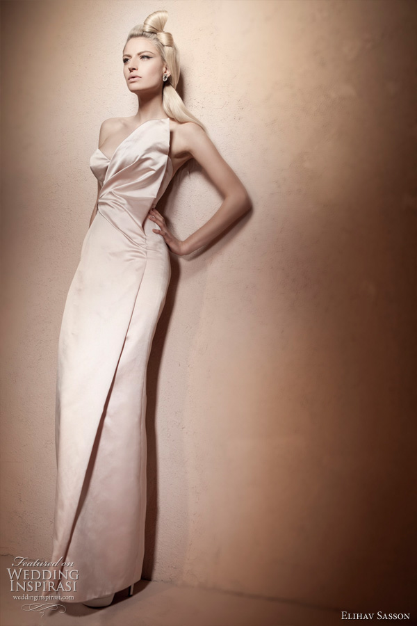 Elihav Sasson 2011 wedding gown