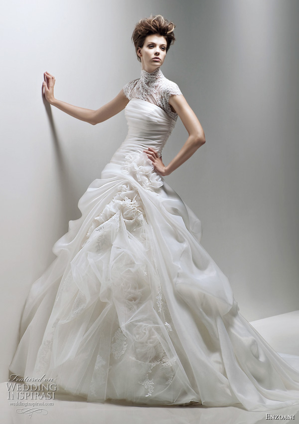 Enzoani 2011 ferryn wedding dress