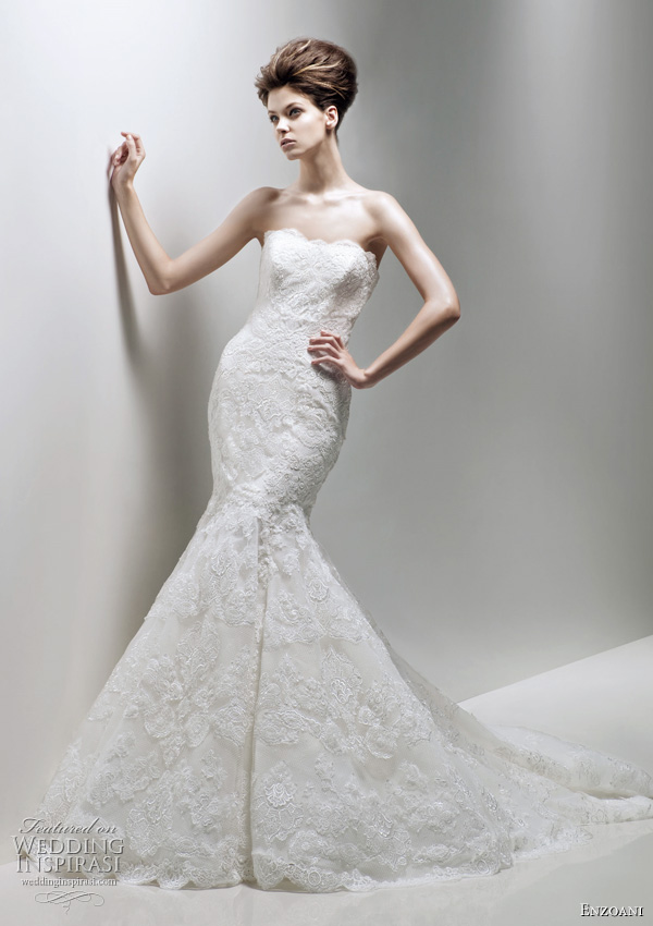 Enzoani 2011 fifi wedding dress