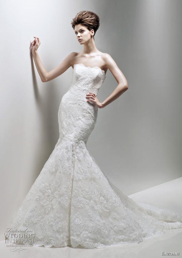 Enzoani 2011 fifi wedding dress