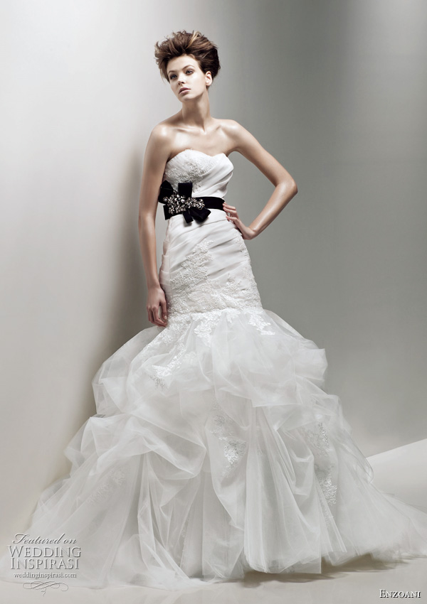Enzoani Fernanda 2011 wedding dress