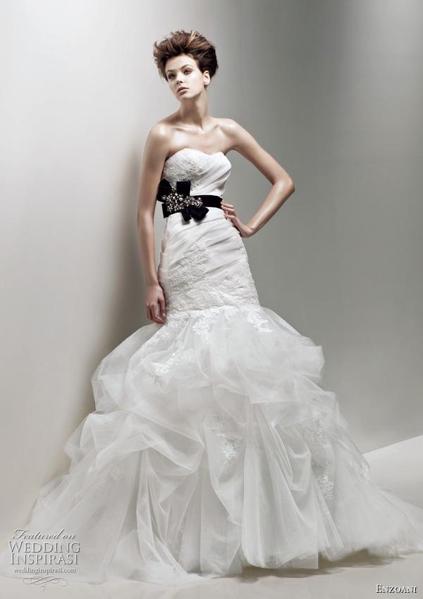 Enzoani Fernanda 2011 wedding dress