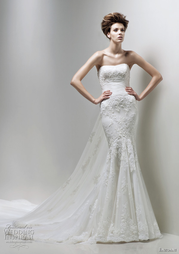 Enzoani Francesca-A wedding dress from the 2011 bridal collection