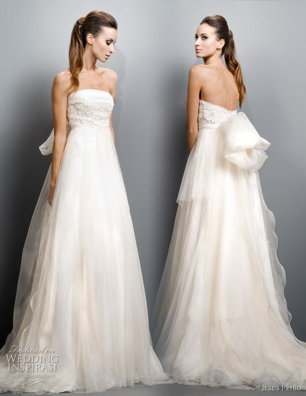 jesus peiro 2011 wedding dress