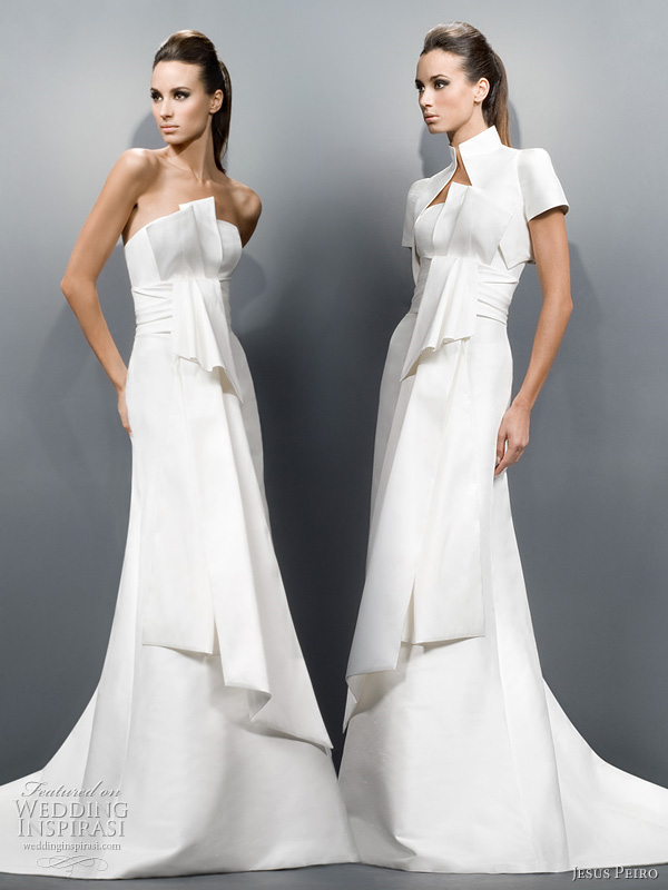 Jesus Peiro Wedding Dresses 2011 Collection | Wedding ... - photo#29