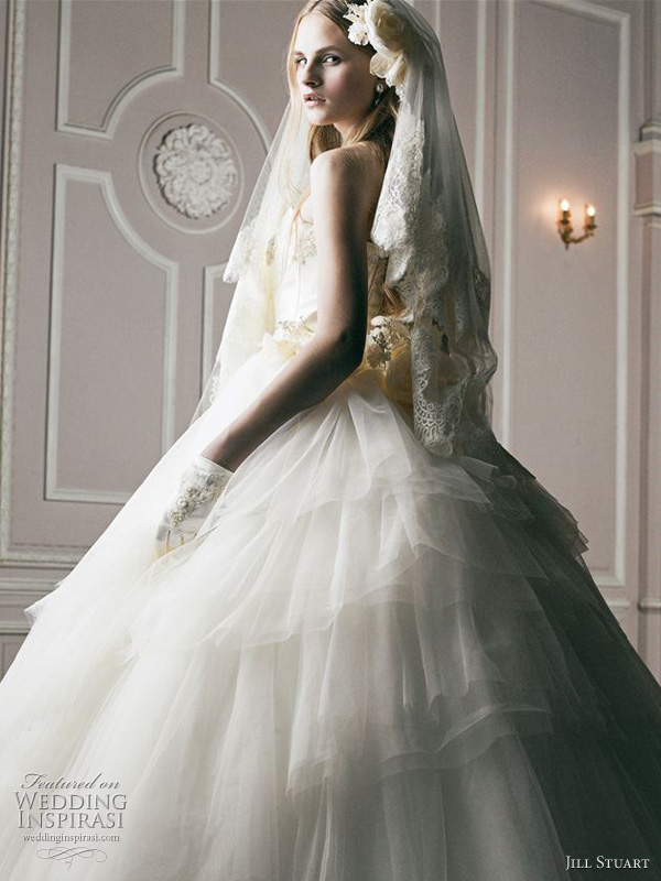 Jill Stuart Bridal collection 2011 Wedding Dress