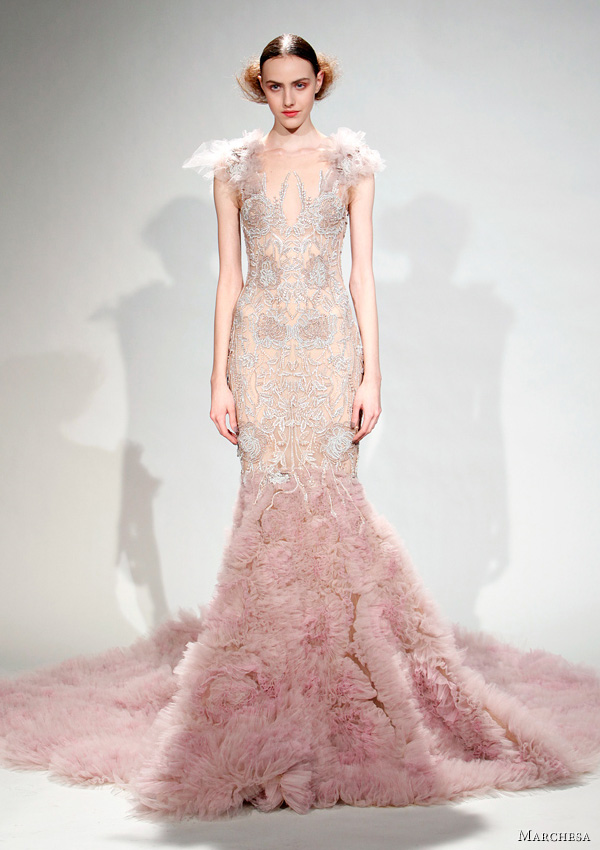 marchesa bridal 2011