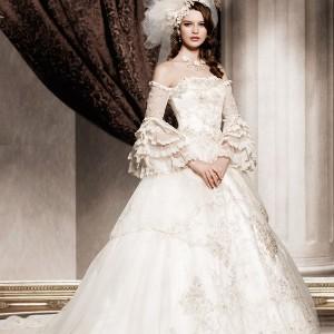 royal wedding dress design