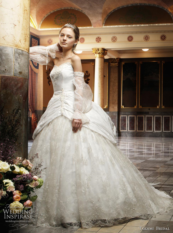 Royal wedding dresses by takami bridal wedding inspirasi for British wedding dress designers