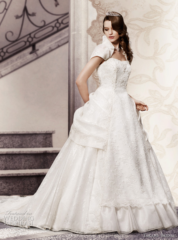 Royal Wedding Dresses For Rent : Royal wedding dresses by takami bridal inspirasi