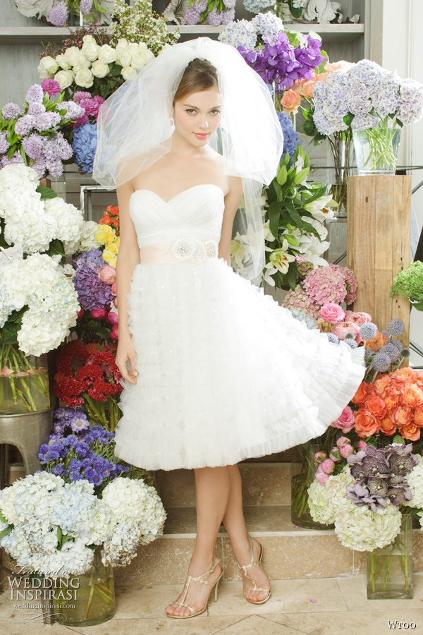 short wedding dresses watters wtoo