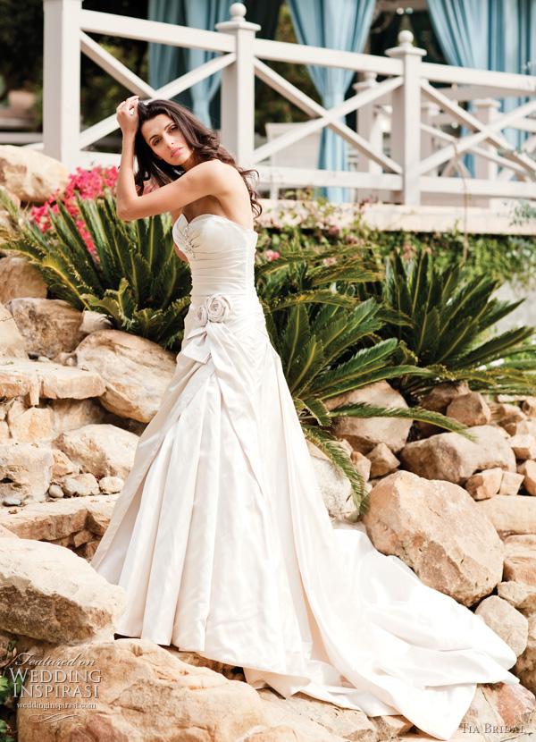 tia benjamin roberts wedding dress
