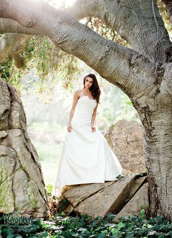 Tia Bridal 5166 wedding gowns benjamin roberts