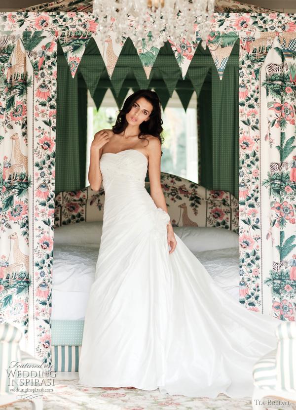 Tia Bridal 5156 wedding dresses
