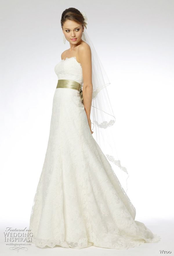 wtoo wedding dress 2011