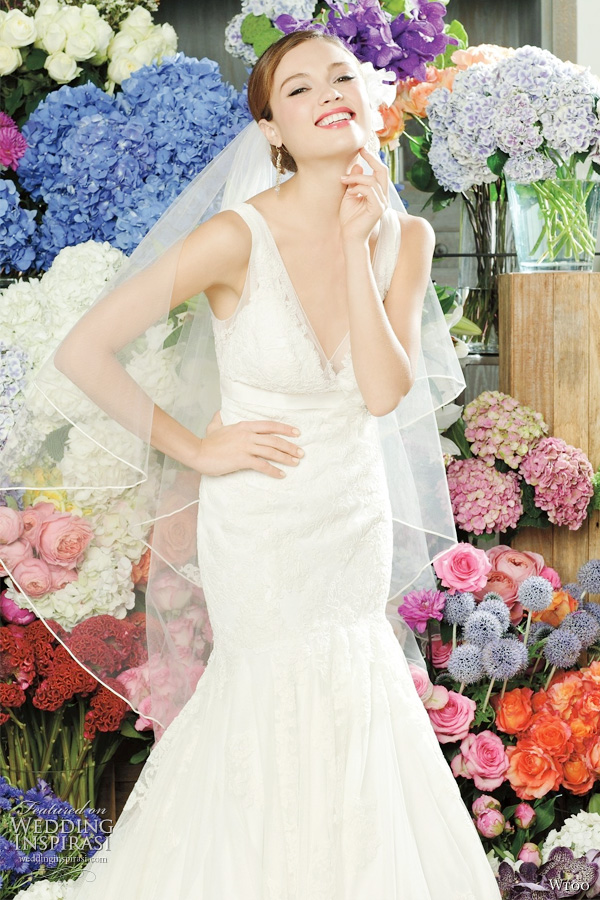 wtoo wedding dresses - watters fall 2011 bridal collection