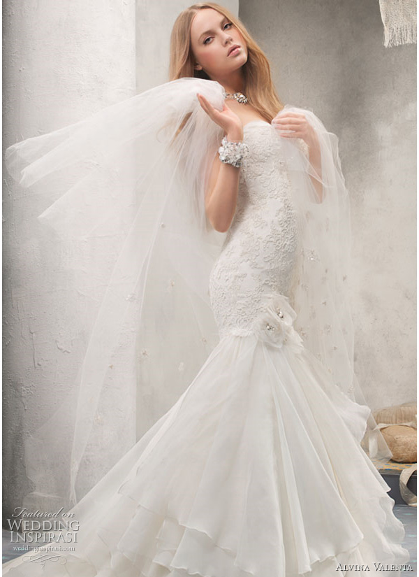 alvina valent 9100 wedding dress