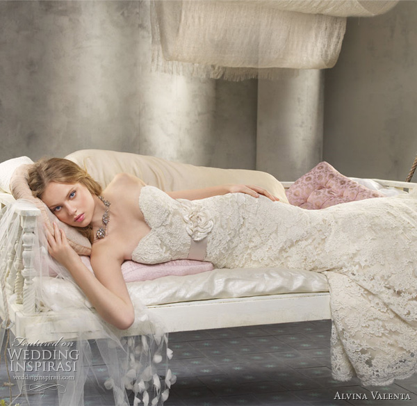 alvina valenta wedding dresses