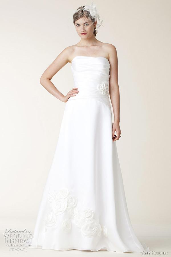 Silk Charmeuse Wedding Dress 97 Awesome amy kuschel wedding dresses